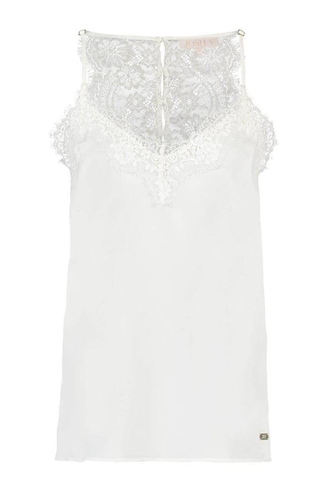 Josh v kira shirt off white - Josh V