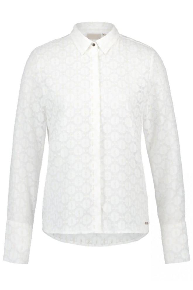 Josh v carlynn blouse wit - Josh V
