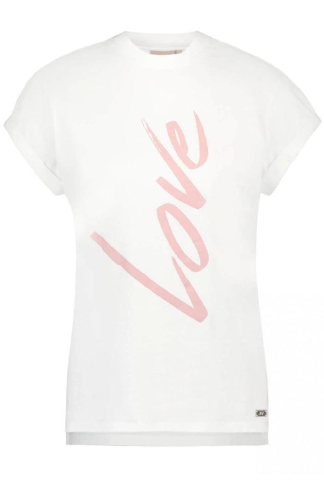 Josh v dora love 27 shirt wit - Josh V