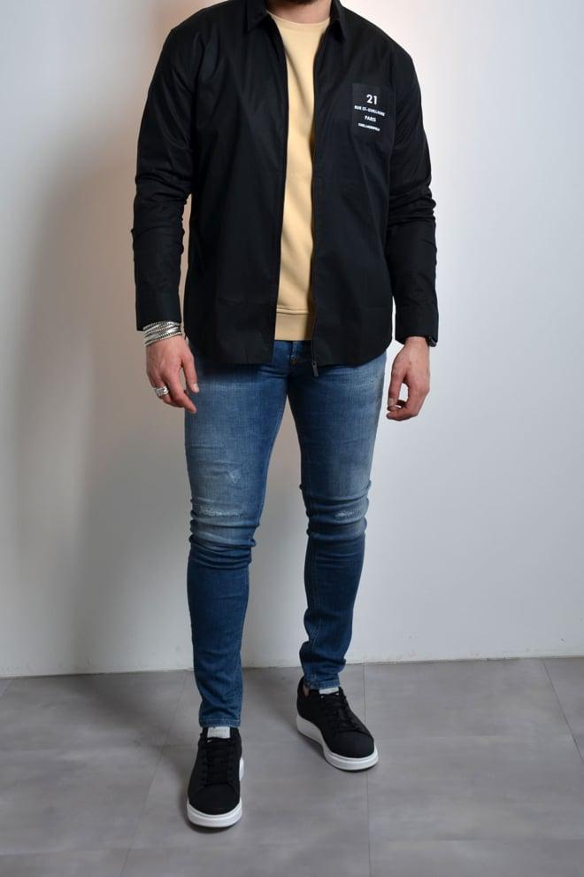 Karl lagerfeld zomerjas zwart - Karl Lagerfeld