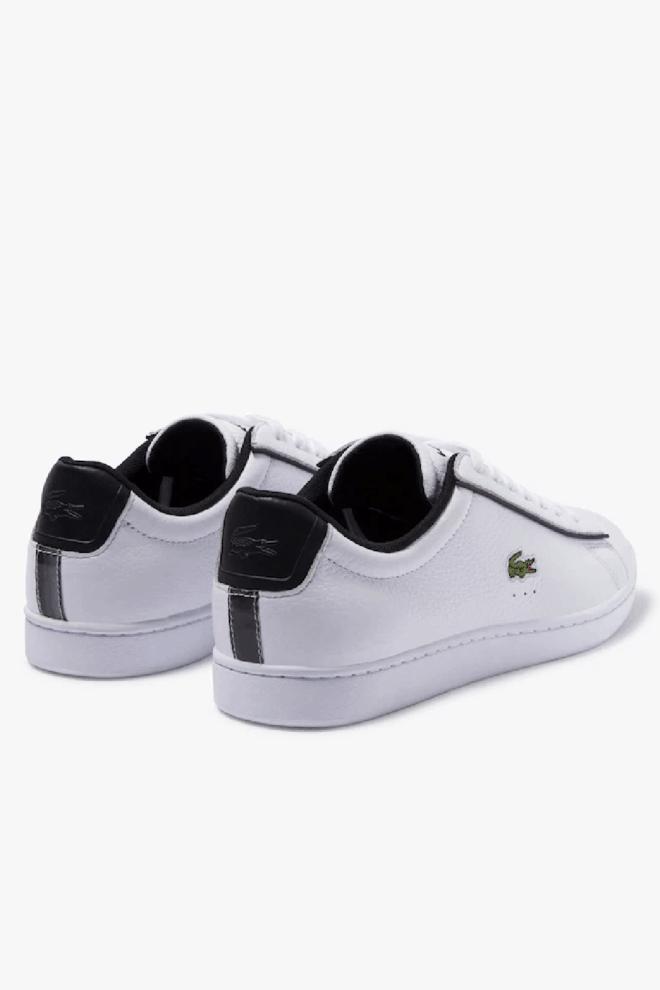 Lacoste carnaby evo-sneaker wit - Lacoste