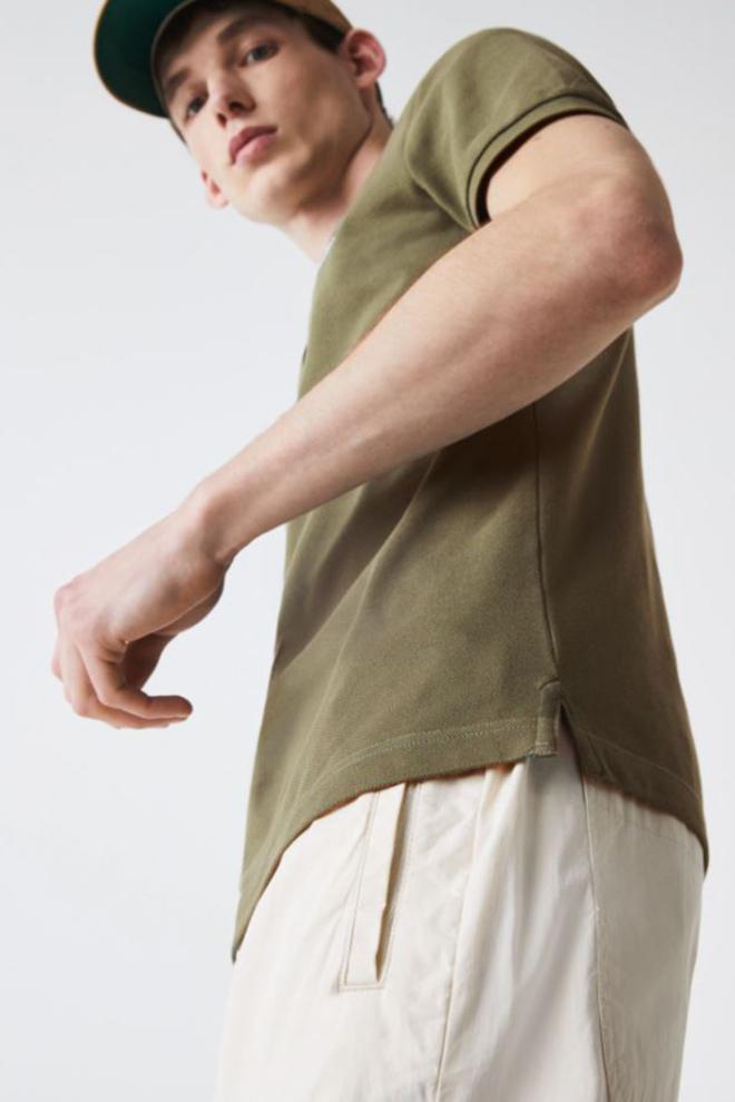 Lacoste slim fit polo groen - Lacoste