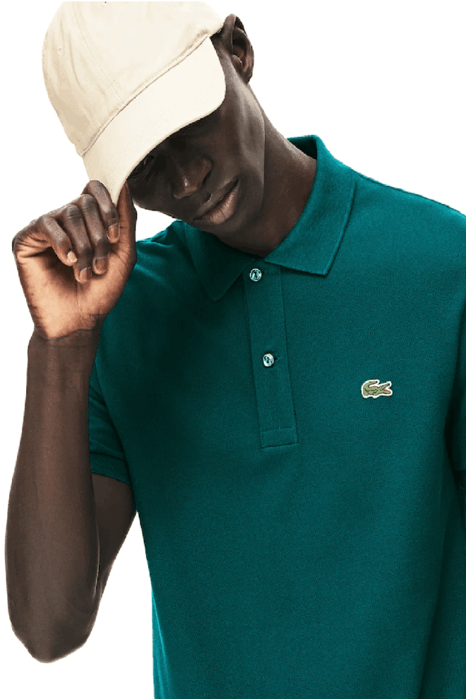 Lacoste slim fit polo pine - Lacoste