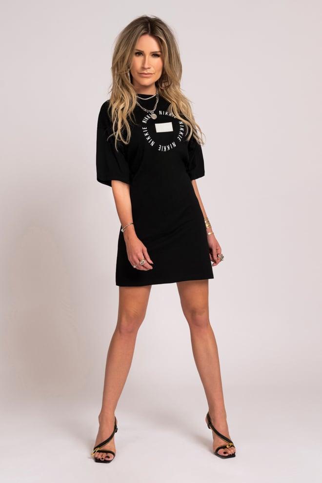 Nikkie round tee dress - Nikkie