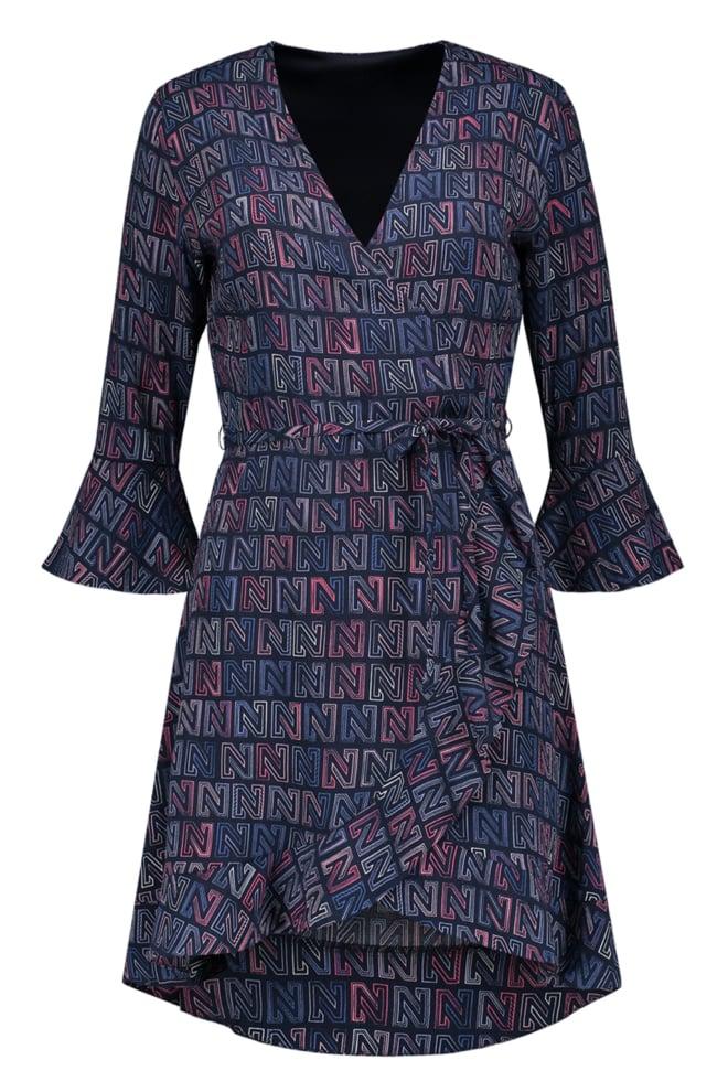 Nikkie logomania dress - Nikkie By Nikkie