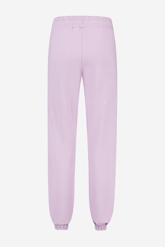 Nikkie high waist sweatpants orchid blue - Nikkie