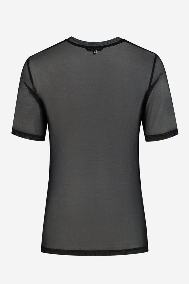 Nikkie rock mesh t-shirt - Nikkie