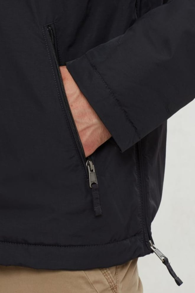 Napapijri rainforest pocket jas black - Napapijri