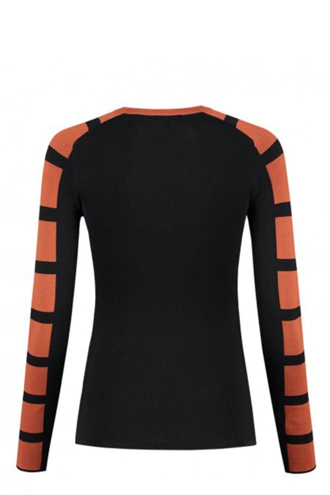 Nikkie by nikkie jailene shirt zwart - Nikkie By Nikkie