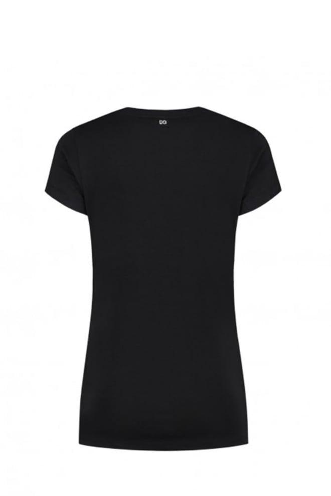 Nikkie by nikkie we love beats shirt zwart - Nikkie By Nikkie