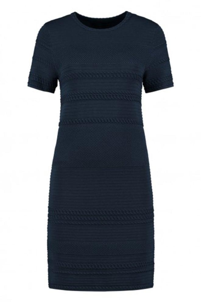 Nikkie by nikkie janel jurk donkerblauw - Nikkie