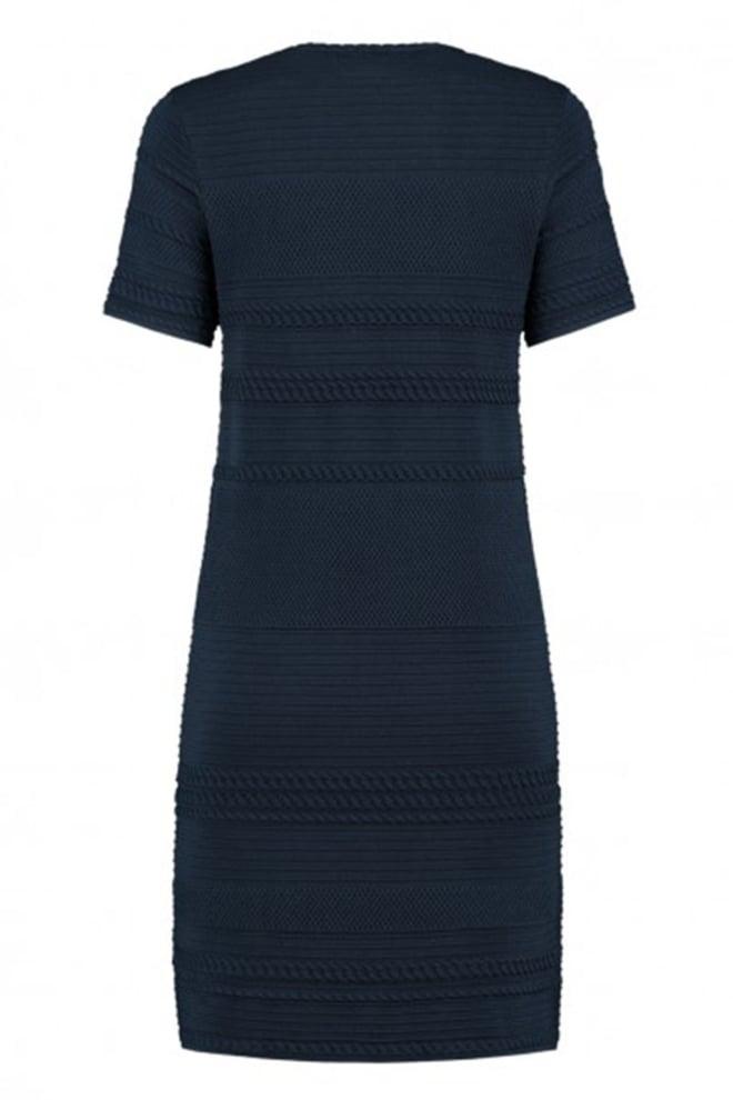 Nikkie by nikkie janel jurk donkerblauw - Nikkie By Nikkie