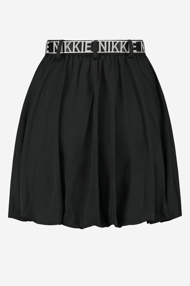 Nikkie fleur skirt zwart - Nikkie