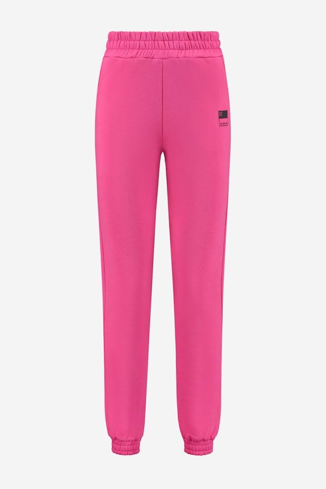 Nikkie high waist sweatpants roze - Nikkie