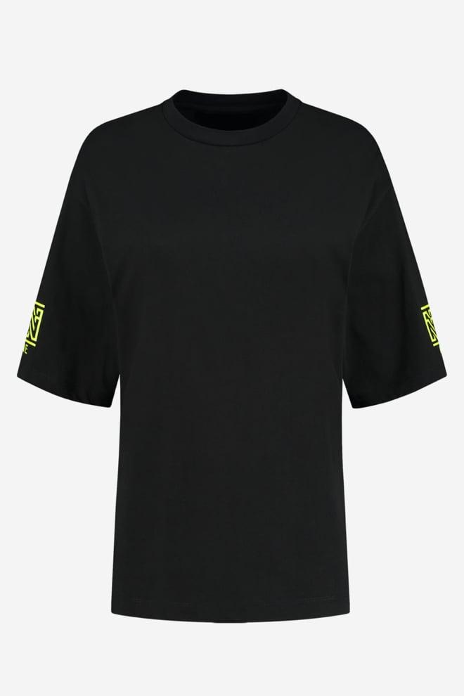Nikkie one t-shirt zwart - Nikkie