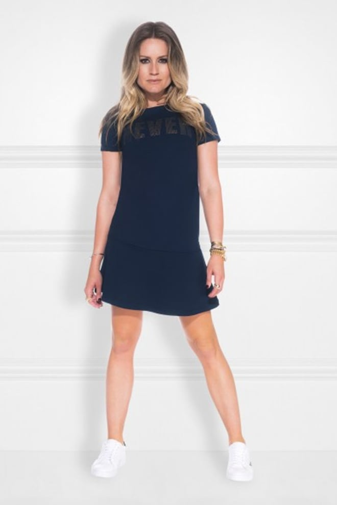 Nikkie by nikkie roma never dress navy - Nikkie By Nikkie