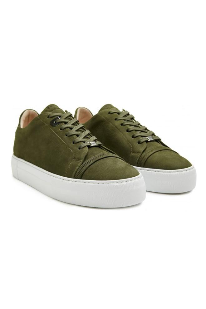 Nubikk jagger aspen sneakers groen - Nubikk