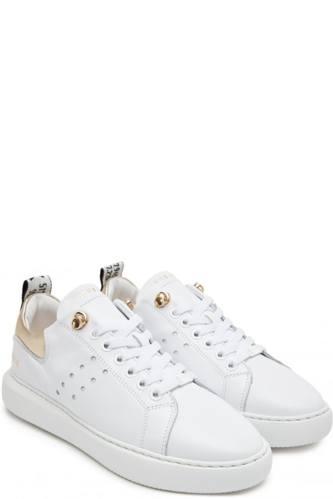 Nubikk rox multi gold white sneakers - Nubikk