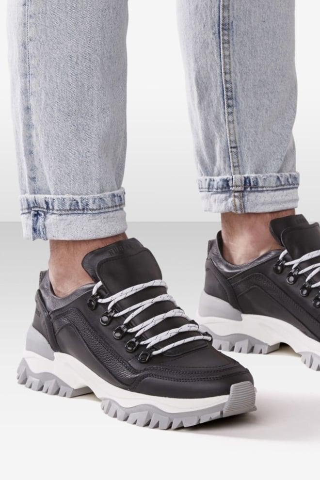 Nubikk targa mena sneakers zwart - Nubikk