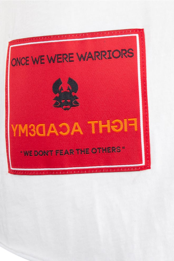 Once we were warriors roni t-shirt wit - Once We Were Warriors