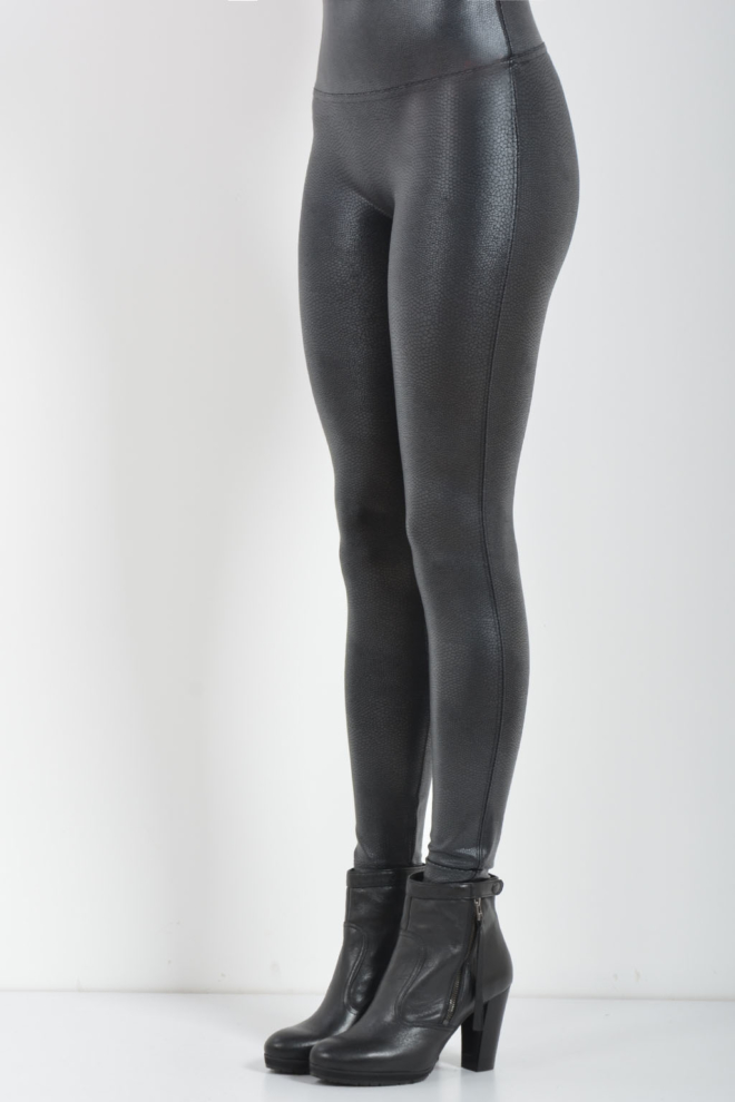 Oroblu and spanx legging lederlook pebble - Orobluandspanx