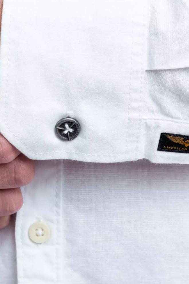 Pme legend long sleeve shirt white - Pme Legend
