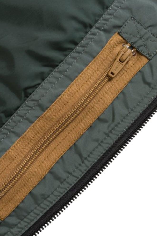 Pme legend bomber predator jacket groen