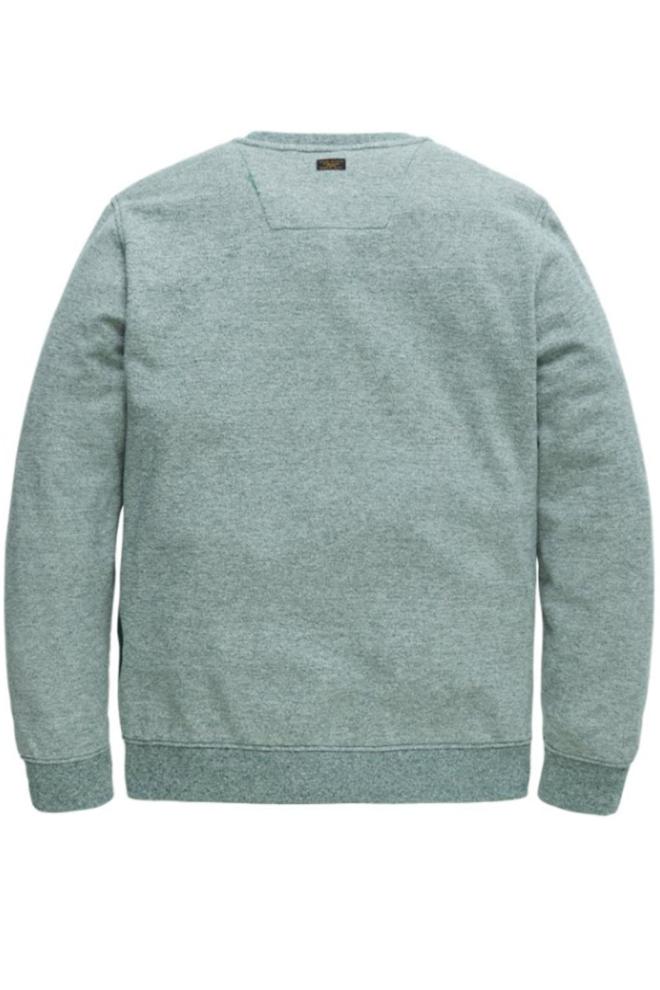 Pme legend space terry-jasper sweater groen - Pme Legend