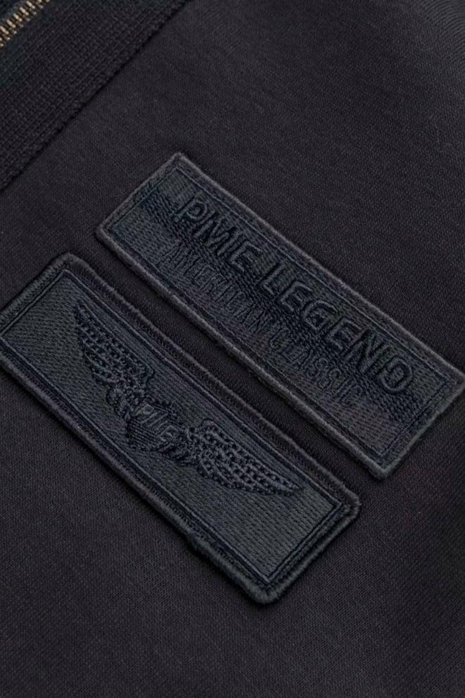 Pme legend fleece vest zwart - Pme Legend