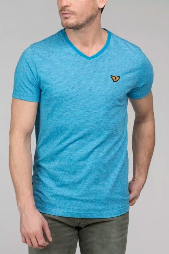 Pme legend injected yd t-shirt blauw - Pme Legend