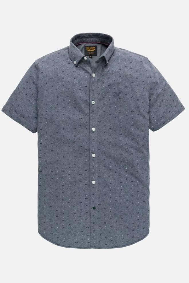 Pme legend overhemd met print blauw - Pme Legend