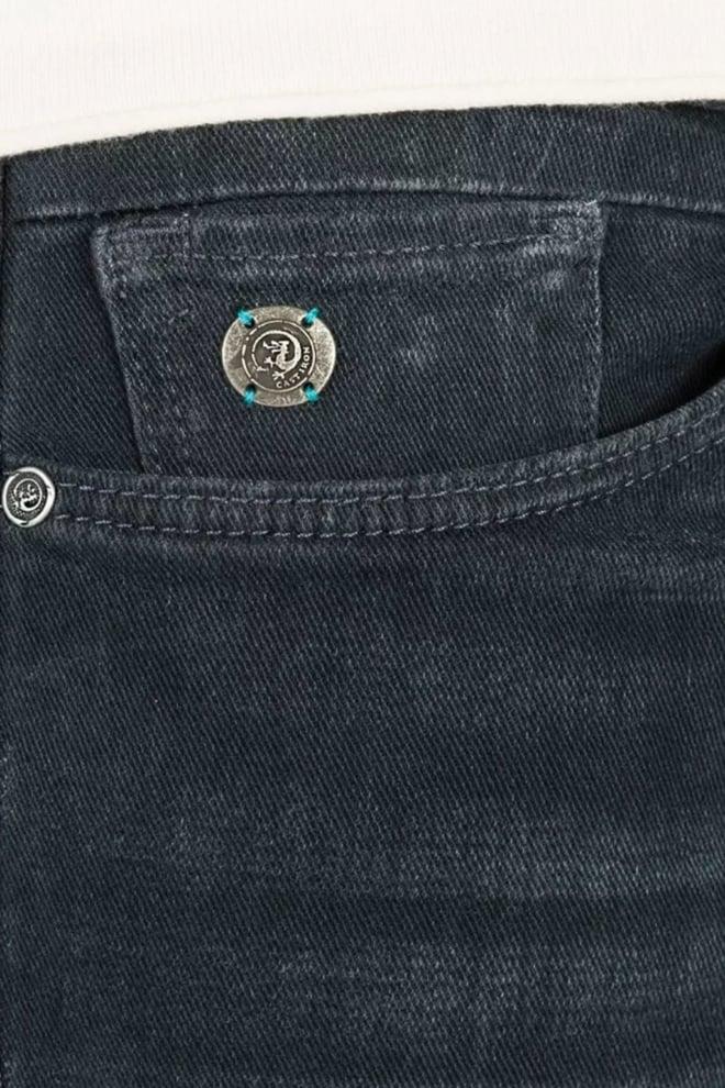 Pme legend riser slim fit jeans rock blue soft - Cast Iron