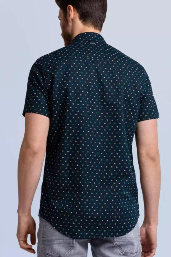 Pme legend short sleeve shirt sapphire - Pme Legend