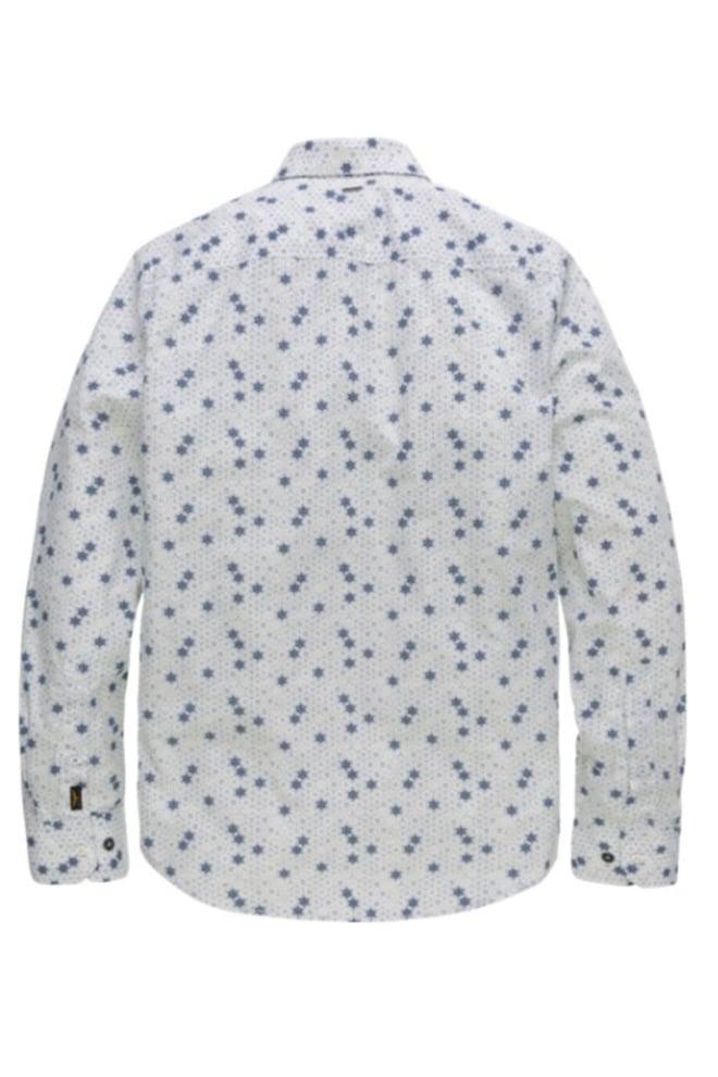 Pme legend variety print shirt bright white - Pme Legend