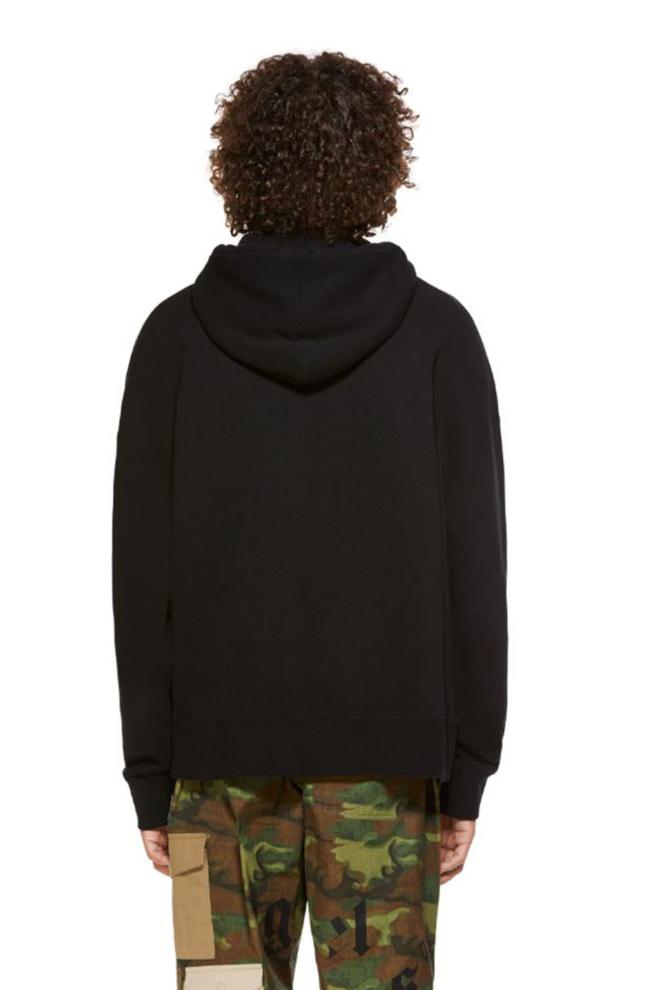 Palm angels bear hoodie zwart - Palm Angels