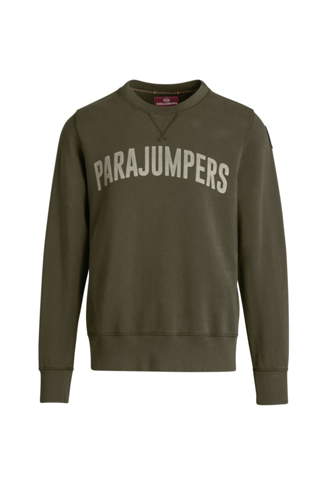 Parajumpers caleb sweater blauw - Parajumpers