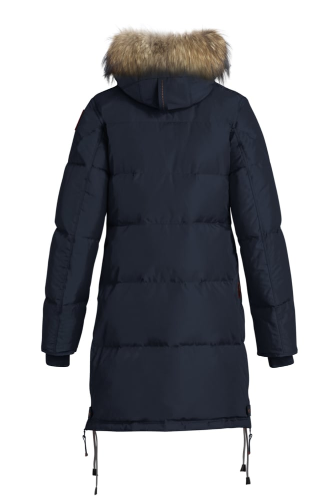 Parajumpers long bear woman jacket navy - Parajumpers