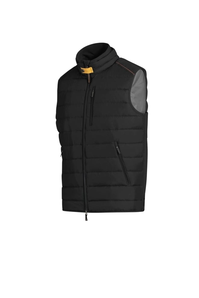 Parajumpers perfect man bodywarmer zwart - Parajumpers