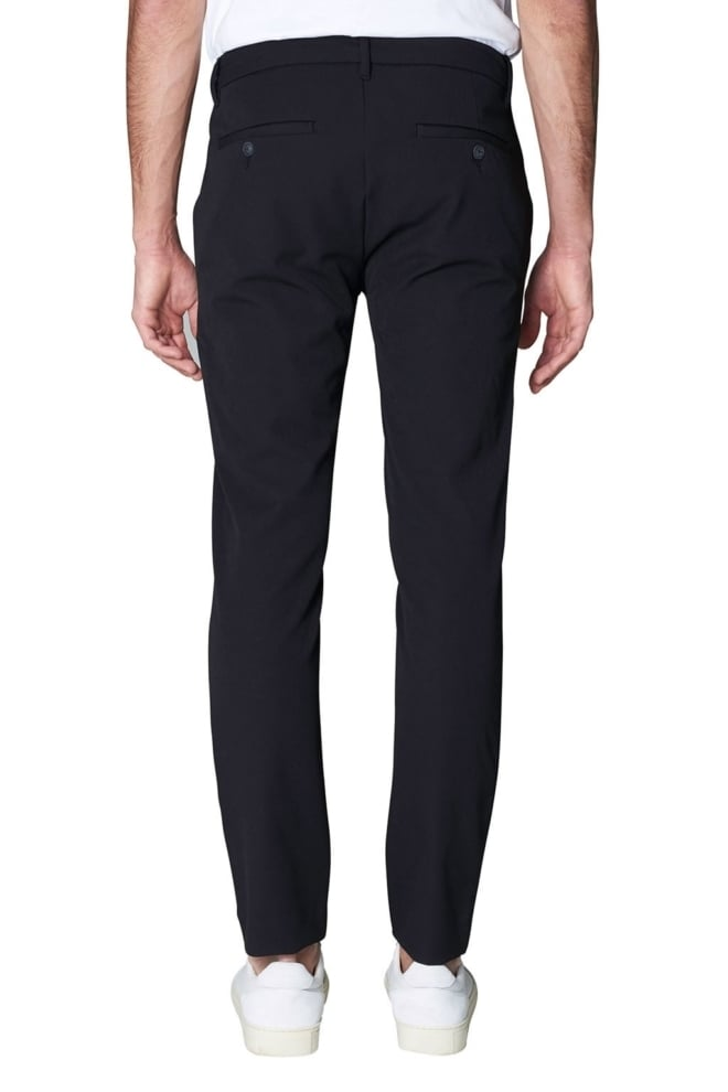 Plain josh 315 heren chino zwart - Plain