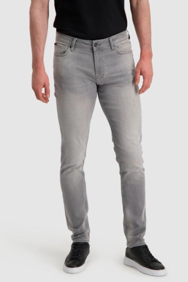 Pure white the jone w0127 jeans grijs - Pure White
