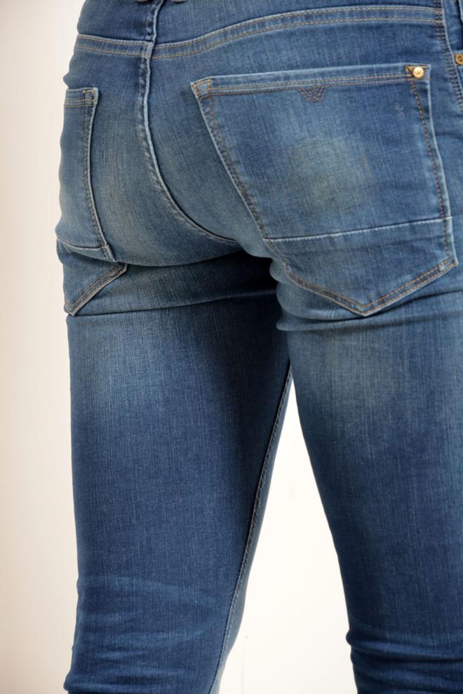 Pure white the jone jeans - Pure White