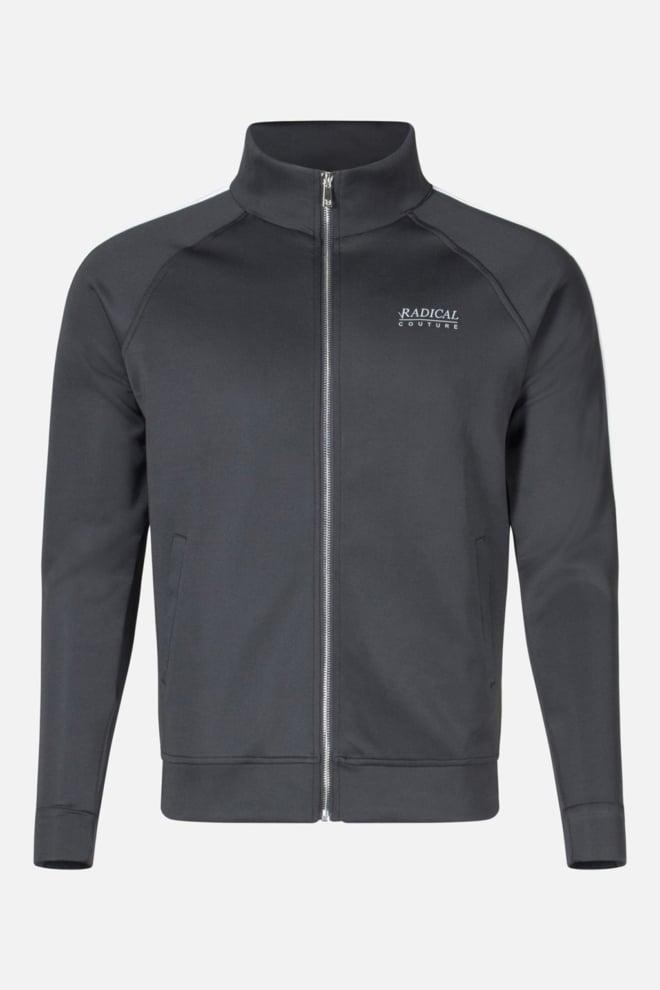 Radical track jacket black/white - Radical