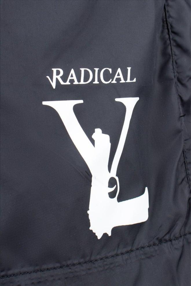 Radical swim short gun small black/white - Radical