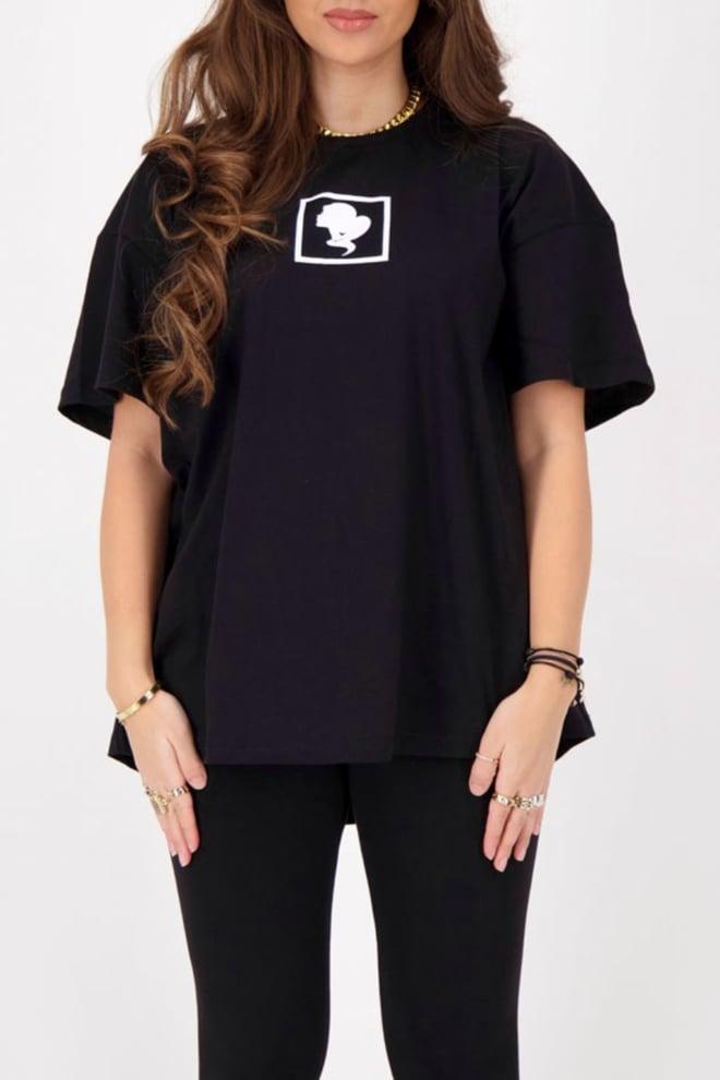 Reinders headlogo t-shirt zwart - Reinders