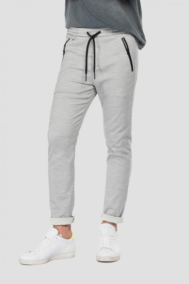 Replay jogger pants grijs - Replay