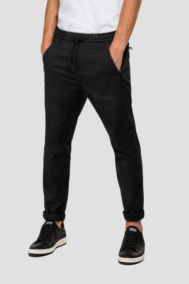 Replay jogger pants zwart - Replay