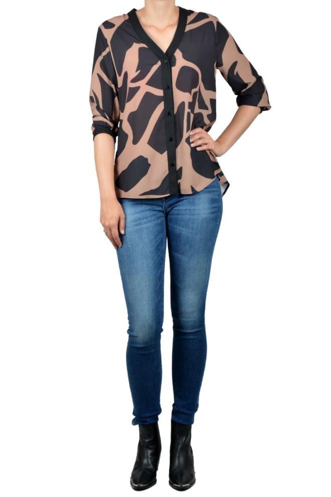 Rinascimento blouse black - Rinascimento