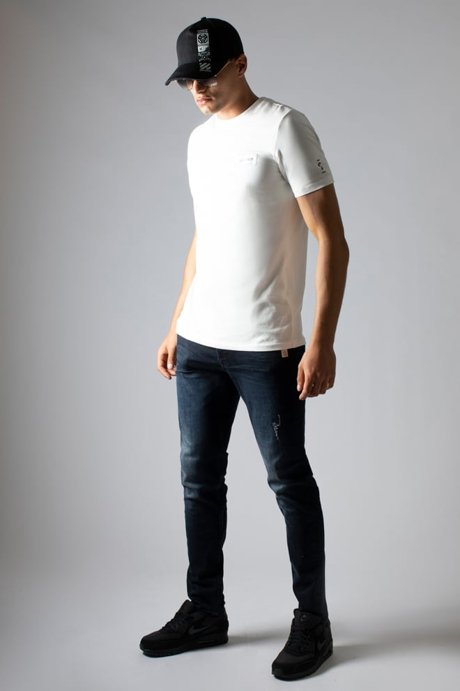 Sustain 3d patch regular t-shirt off white - Sustain