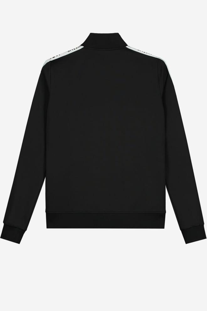 Sustain tape track jacket black - Sustain