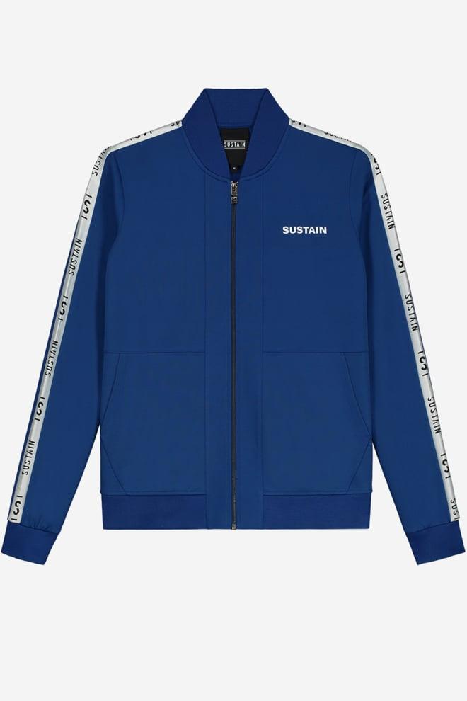 Sustain tape track jacket blue - Sustain